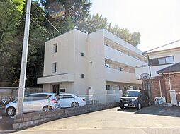 東京都八王子市中野上町3丁目の賃貸マンションの外観