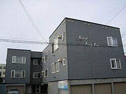 アーティスト45[2階]の外観