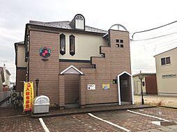 信開セルーラ駅南N[201号室]の外観