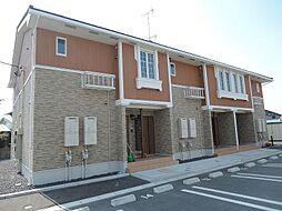 [大東建託]プリマヴェーラC (十和田市)[2階]の外観