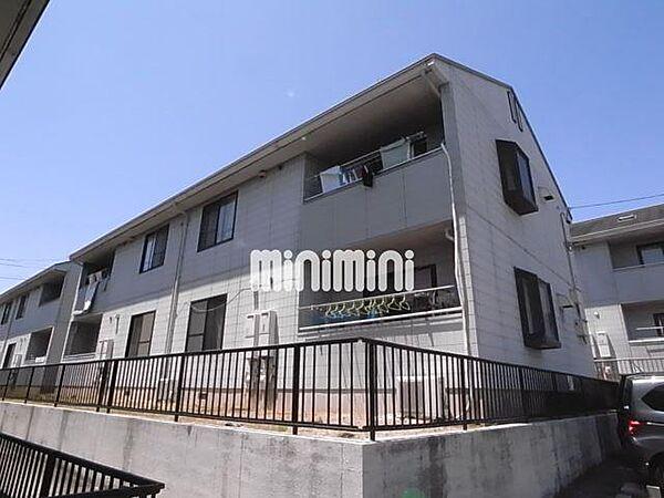 アドザックス桃山F棟 2階の賃貸【愛知県 / 名古屋市緑区】