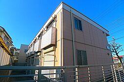 リシャールCoo[1階]の外観