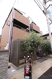 兵庫県神戸市垂水区宮本町の賃貸アパートの外観