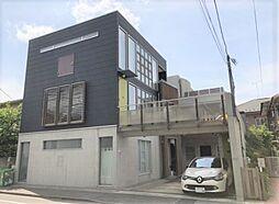 世田谷区奥沢7丁目デザイナーズ戸建[B号室]の外観
