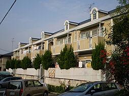 大阪府豊中市曽根西町4丁目の賃貸アパートの外観