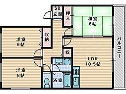 片町線 長尾駅 バス6分 春日山下車 徒歩1分