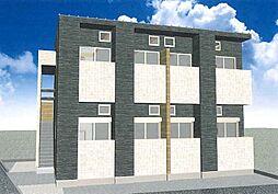 仮)那珂6丁目デザイナーズ[2階]の外観