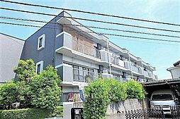 東京都昭島市緑町1丁目の賃貸マンションの外観
