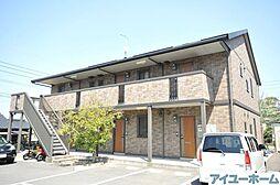 福岡県北九州市若松区小石本村町の賃貸アパートの外観