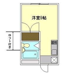 南松本駅 2.3万円