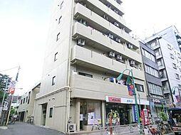 ペガサスマンション笹塚[12階]の外観