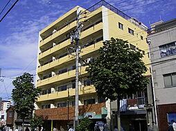 愛知県名古屋市中区正木4丁目の賃貸マンションの外観