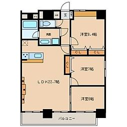 三河安城駅 12.0万円