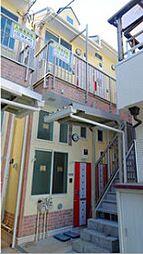ユナイト 戸手ポンピドゥーの杜[1階]の外観