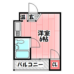 太子橋今市駅 2.1万円