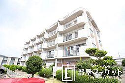 愛知県豊田市前山町1丁目の賃貸マンションの外観