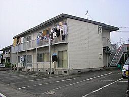 井田ハイツ[202号室]の外観