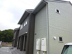 シャルムu[1階]の外観