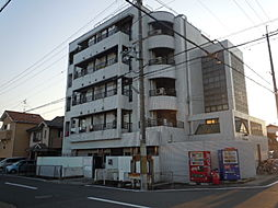 京都府京都市北区上賀茂荒草町の賃貸マンションの外観