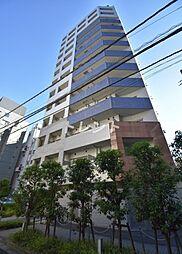 東京都港区西新橋2丁目の賃貸マンションの外観