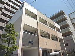 フジパレス夙川江上町[1階]の外観