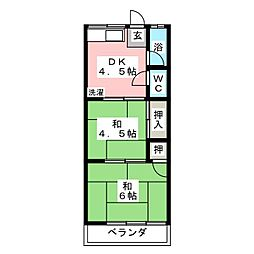 妙興寺駅 3.0万円