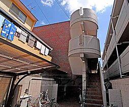 京都府京都市上京区寺町通荒神口上る宮垣町の賃貸マンションの外観