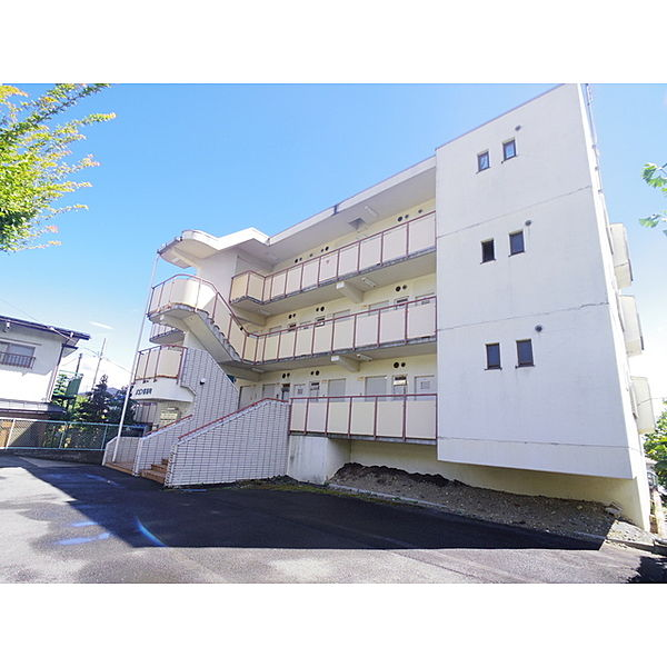 メゾン桜枝町(206) 2階の賃貸【長野県 / 長野市】