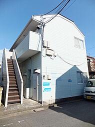 神奈川県相模原市中央区千代田4丁目の賃貸アパートの外観