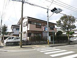藤原コーポ[201号室]の外観