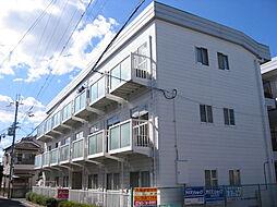 奈良県生駒郡斑鳩町興留9丁目の賃貸アパートの外観
