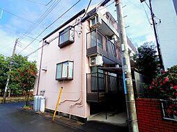 埼玉県狭山市中央1丁目の賃貸マンションの外観