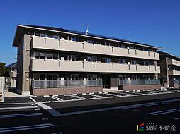 パラディーソ B棟[3階]の外観
