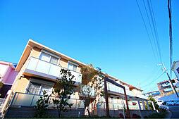 兵庫県神戸市垂水区東垂水2丁目の賃貸アパートの外観