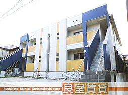 愛知県名古屋市南区大同町5丁目の賃貸アパートの外観