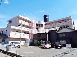 岩津マンション[3階]の外観