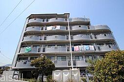 広島県廿日市市平良1丁目の賃貸マンションの外観