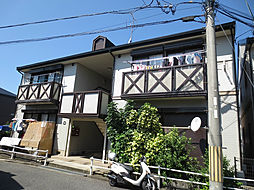 リッチネス阪南A・B・C・D棟[2階]の外観