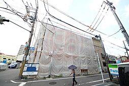 JR片町線(学研都市線) 徳庵駅 徒歩3分の賃貸アパート