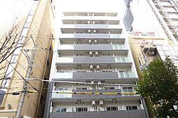 プランドール上本町[3階]の外観