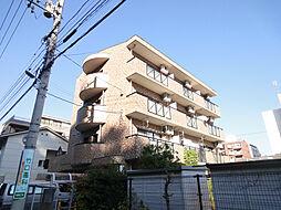 青木ビル[202号室]の外観
