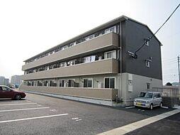 福岡県福岡市西区西都2丁目の賃貸アパートの外観