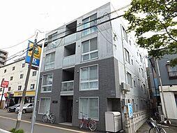 北海道札幌市東区北23条東13丁目の賃貸マンションの外観
