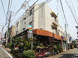 神奈川県茅ヶ崎市中海岸1丁目の賃貸マンションの外観