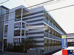 レオパレスアルミックII[2階]の外観