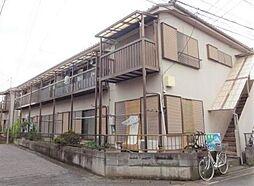 埼玉県川口市大字新堀の賃貸アパートの外観