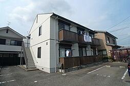 高知県高知市比島町1丁目の賃貸アパートの外観
