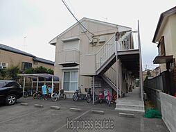 セジュール大滝[1階]の外観