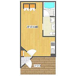 art jardainII〜アルトジャルダンII〜[1階]の間取り