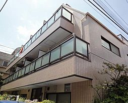 Kフラット新宿[3階]の外観